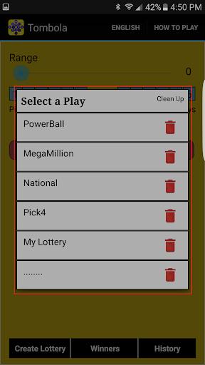 Lottery Strategy screenshots 2