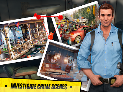 True Reporter: hidden object game Screenshot
