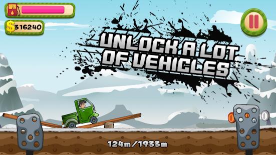 Hill Racing – Offroad Hill Adventure game 1.1 screenshots 4