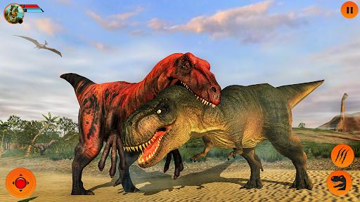 Real Dinosaur Simulator Games u2013 Dino Attack 3D 3.1 screenshots 1
