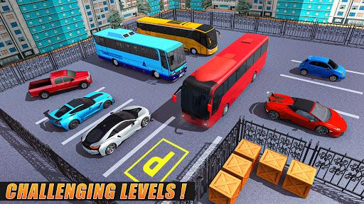 Modern Bus Drive Parking 3D Games - Bus Games 2021 1.2 Screenshots 4