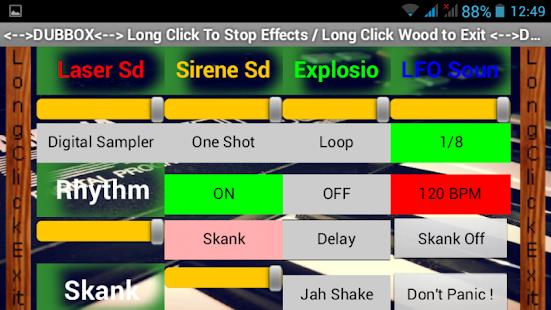 Dub Box Capture d'écran