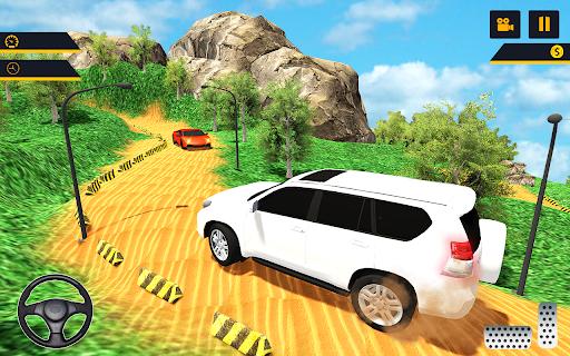 Real Prado Car Games 2020 : Cruiser Car Games 2021 android2mod screenshots 1