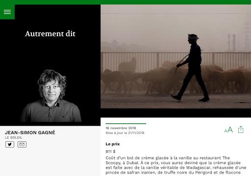 Le Droit modavailable screenshots 20