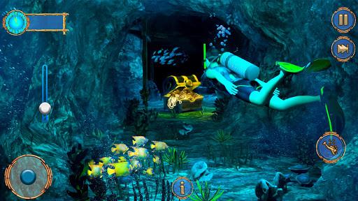 Raft Survival Ocean-Explore Underwater World Games android2mod screenshots 7