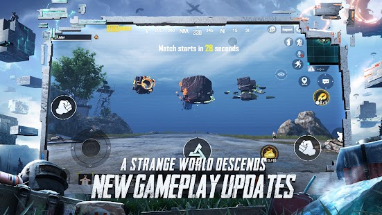 PUBG MOBILE - RUNIC POWER Screenshot