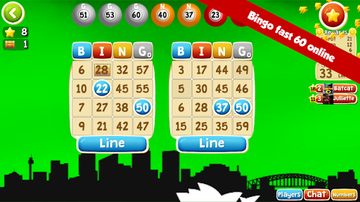 Lua Bingo Online - Live Bingo Games 4 Fun&Friends android2mod screenshots 11