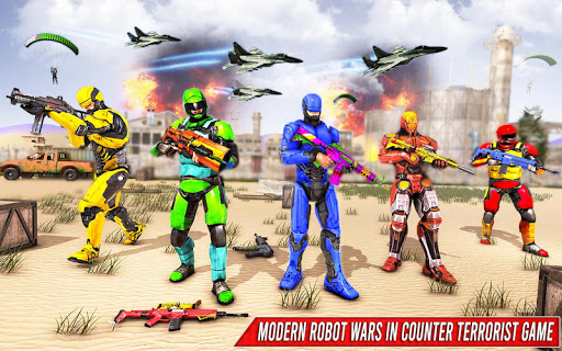 Robot Fps Shooting Games u2013 Fps Counter Strike Game 1.0.9 Screenshots 7