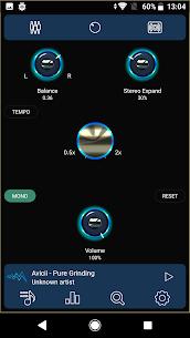 Poweramp skin platinum v3 v1.1 [Paid] 1