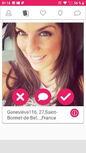 France Dating 1.0.10 APK screenshots 4
