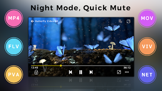 Video Player Screenshot