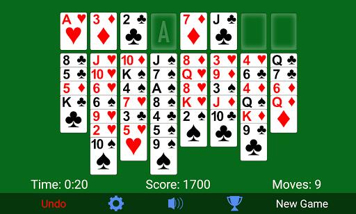 FreeCell Solitaire 7.5.0 screenshots 8