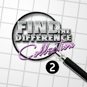 Find the Difference 2 - fun relaxing puzzle