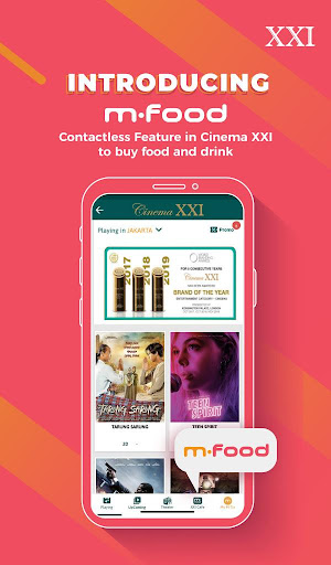 Cinema 21 Official