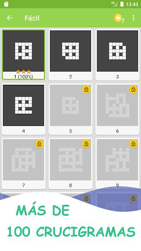 Crucigrama en español 1.2.0 screenshots 2