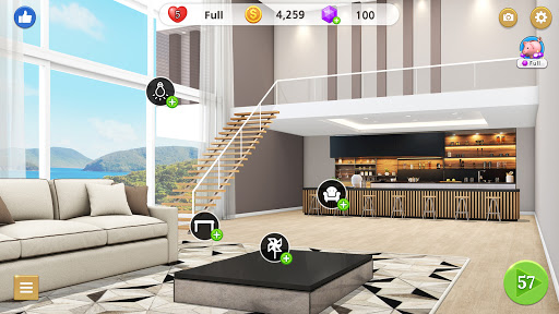 Home Design - Million Dollar Interiors apkslow screenshots 21