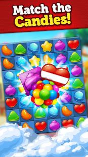 Candy Craze 2021: Match 3 Games Free New No Wifi 2.3.6 screenshots 1