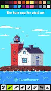 Pixel Studio – Pixel art editor, GIF animation 1