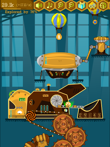 Steampunk Idle Spinner: Coin Factory Machines 1.9.3 screenshots 20