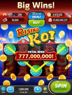 my KONAMI Slots - Casino Games & Fun Slot Machines 1.61.1 screenshots 5