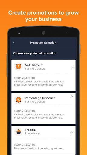Swiggy Partner App modavailable screenshots 6