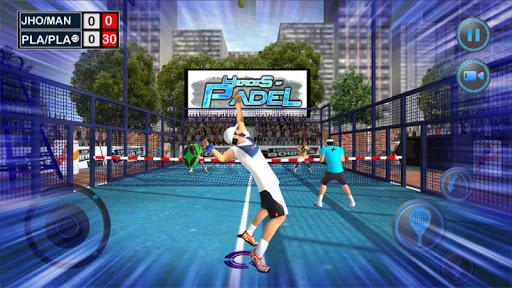 Heroes of Padel paddle tennis apkmartins screenshots 1
