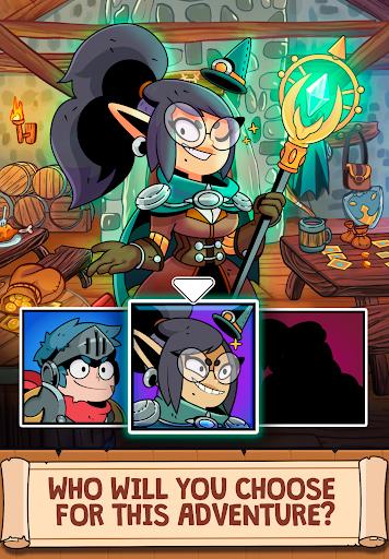 Card Guardians: Deck Building Roguelike Card Game screenshots 3