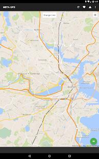 MBTA GPS - Track the T
