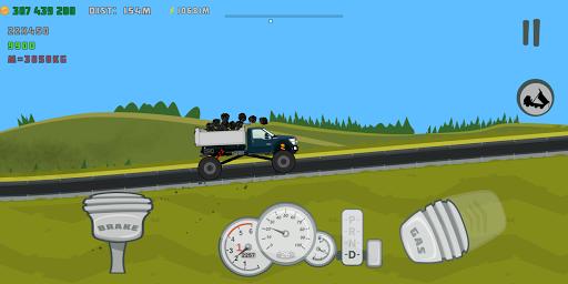 Trucker - Overloaded Trucks Racing apkslow screenshots 8