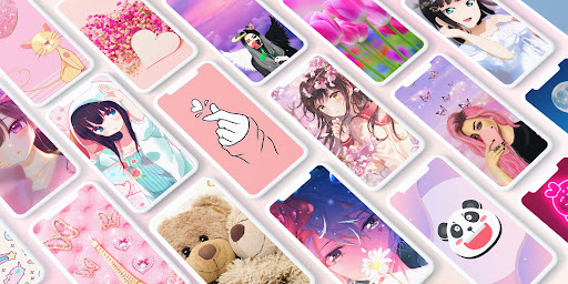 Girly Wallpapers android2mod screenshots 1