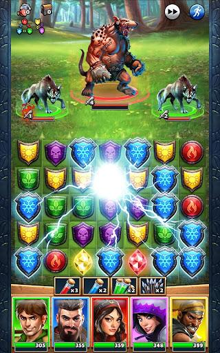 Empires & Puzzles: Epic Match 3 goodtube screenshots 14
