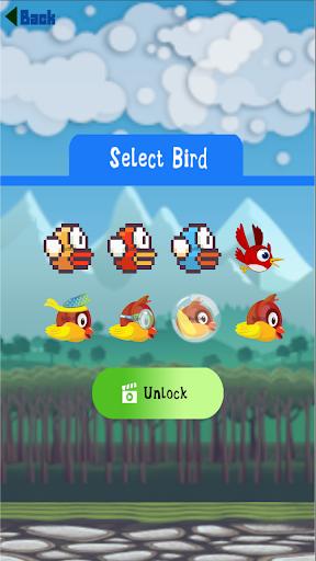 Flying Bird - Flapper Birdie Game  screenshots 7