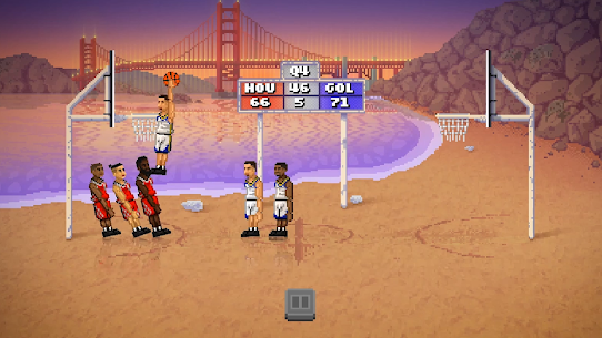 Free Bouncy Basketball Apk Download 2021 5