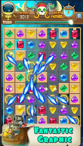 Jewel Pirates - Match 3 screenshots 3
