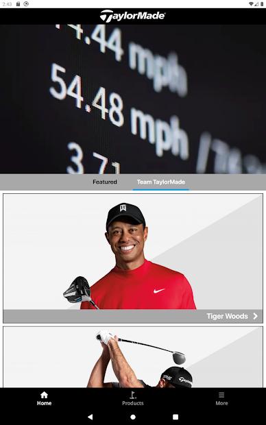 TaylorMade Golf Product Guide screenshot 5