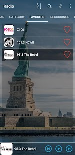 Radio Stations, Listen and Save 3.1.1 Mod + Data Download 3