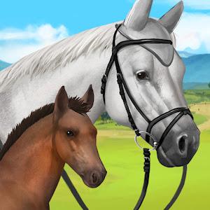 Howrse  free horse breeding farm game