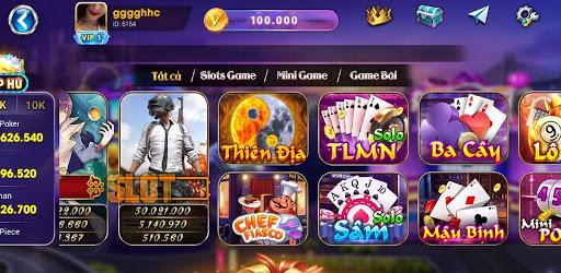 Luxy Vip: Slot Danh Bai NoHu APK 0