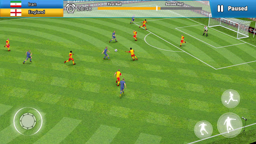Soccer Revolution 2021 Pro 4.6 Screenshots 4