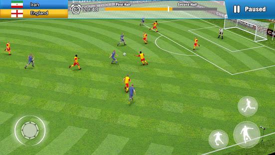 Soccer Games Hero: Play Football Game Tournament 5.9 screenshots 4