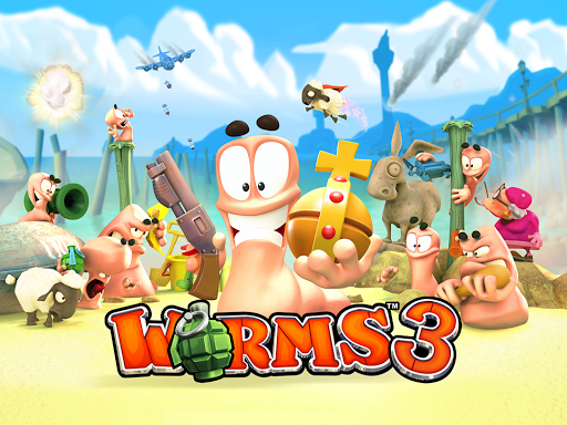 Worms 3  screenshots 7