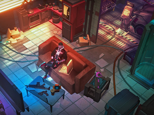 Cyberika: Action Adventure Cyberpunk RPG  screenshots 10