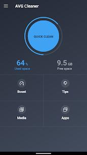 AVG Cleaner MOD APK 5.6.2 (Pro, Unlocked) 1