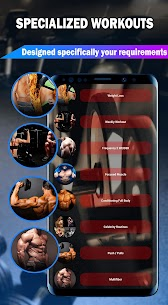 Gym Fitness & Workout : Personal trainer PRO 3