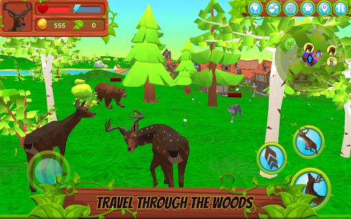 Deer Simulator - Animal Family 1.167 Screenshots 9