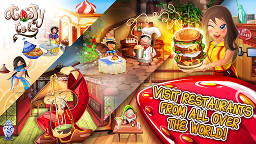 Tasty Tale: puzzle cooking game Apkfinish screenshots 22