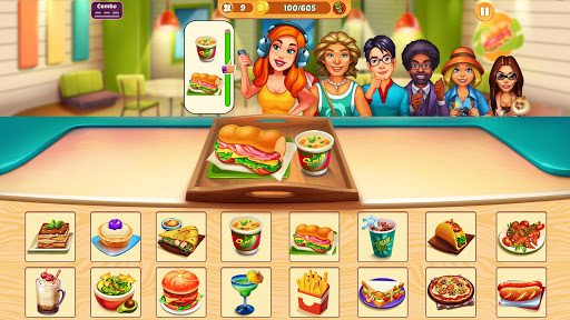 Cook It! Cooking Games Madness & Krusty Cook-off 1.3.4 screenshots 2