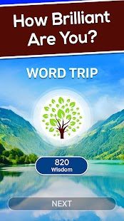Word Trip Screenshot