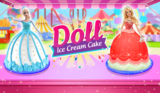 Doll Ice Cream Cake Baking 2019: World Food Maker 1.0.05 screenshots 6