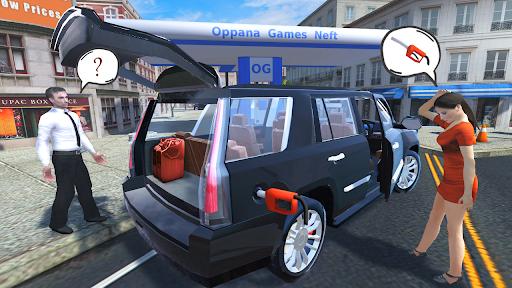 Car Simulator Escalade Driving apktreat screenshots 2